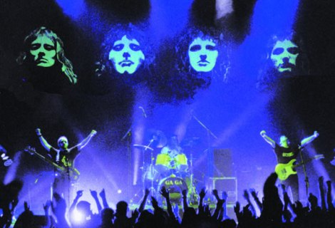 Get Ready to go GA GA with A Tribute To Queen at Rhyl