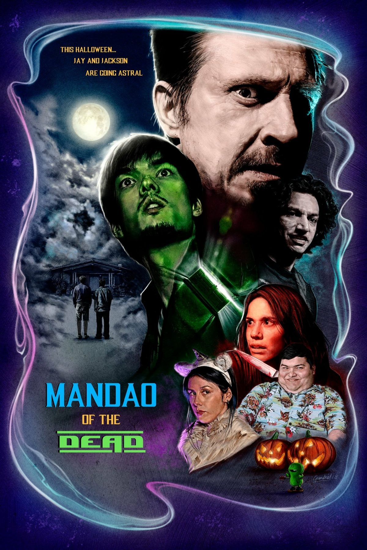 Interview with Mandao of the Dead writer-director Scott Dunn
