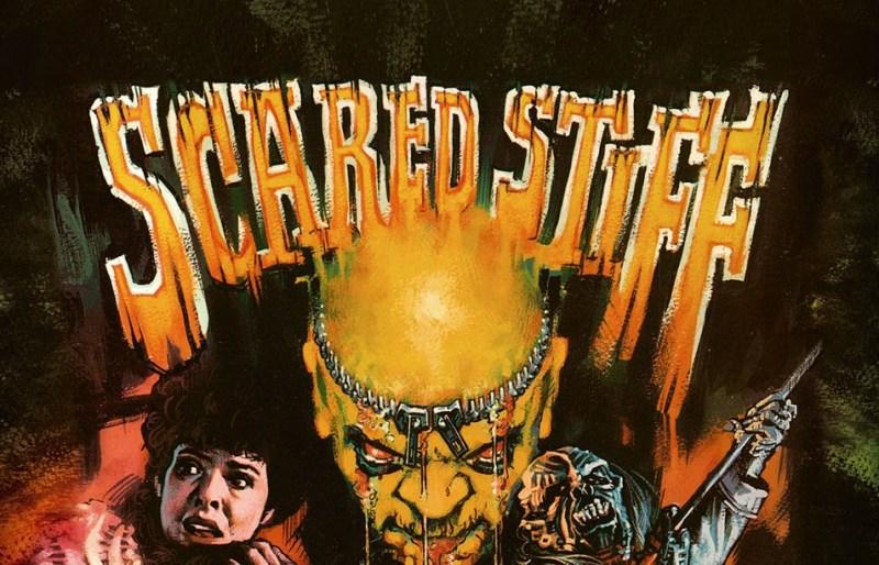 Scared Stiff Review on Blazing Minds by David J Howe