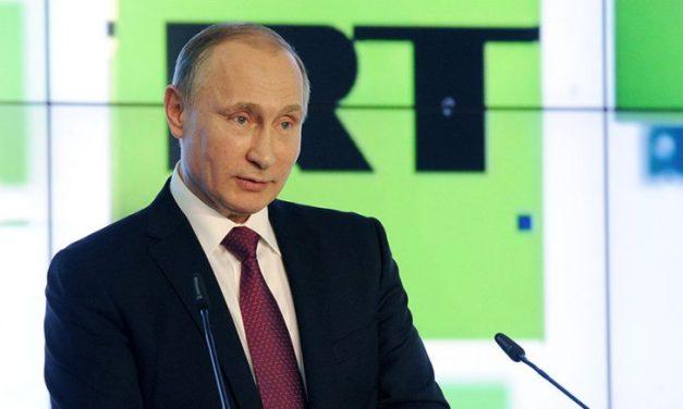 'Russian Propaganda' Media Black List Includes The Drudge Report