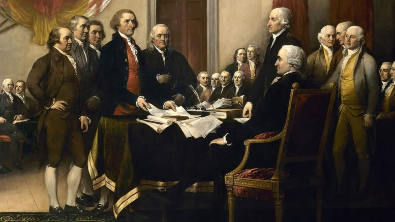 Professors Call Founding Fathers 'Terrorists,' Founding Ideals A 'Fabrication'
