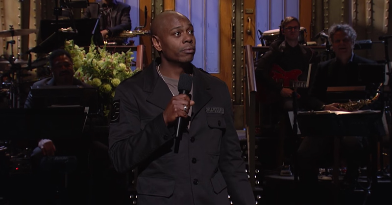 """Dave Chappelle: 'I'm Going to Give Donald Trump a Chance"""""""