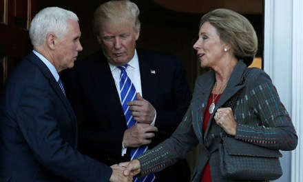 President-elect Trump Just Added Another Evangelical to his Cabinet