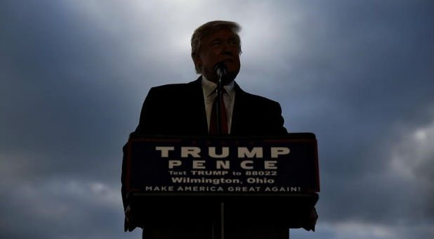 Donald Trump: I Will Be the Greatest Representative for Christians They've Had in a Long Time
