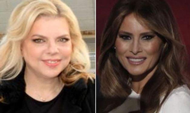 Melania Trump to Sara Netanyahu: I look forward to your visit