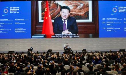 Communist China calls for global internet governance