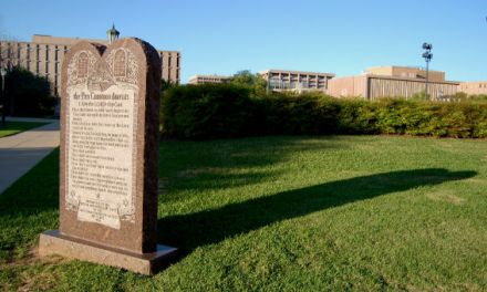 Court Orders Removal of Ten Commandments Monument