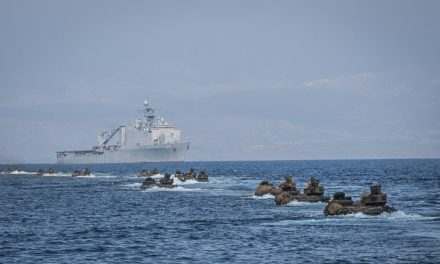 US twin sea buildup against China, N.Korea and Iran