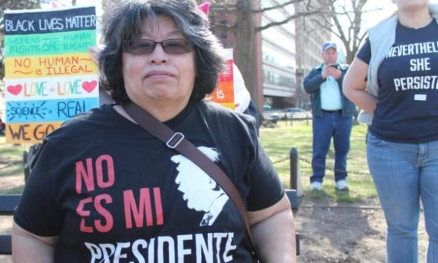 'Not My President' Rallies Continue in America