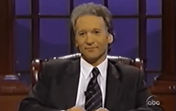 Recently Discovered Video Shows Bill Maher Defending Pedophilia! (VIDEO)