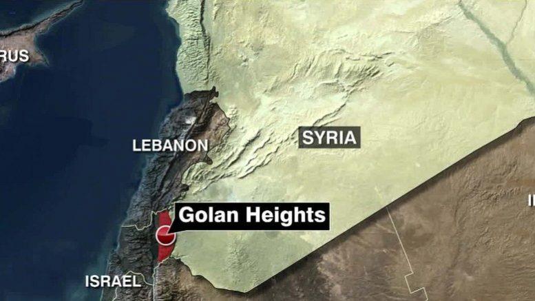 Syria Claims Israeli Jet Shot Down After Strike Near Palmyra Overnight