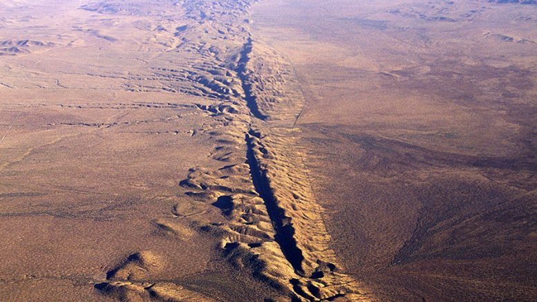 Major earthquake 'Certain' to hit Southern California