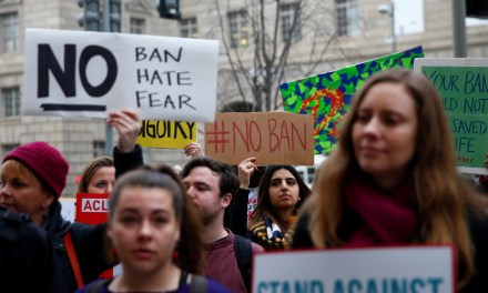Trump administration to appeal travel ban halt to 4th Circuit Court