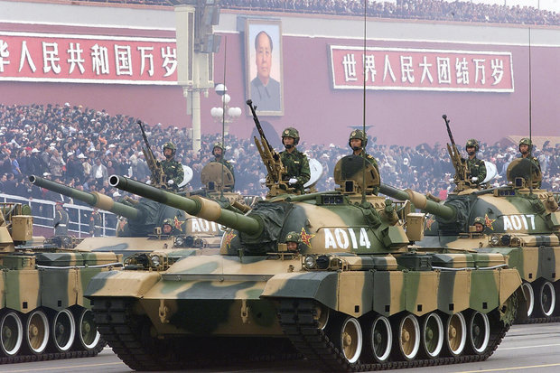 China Positions 1,500 Missiles Aimed at US military Bases