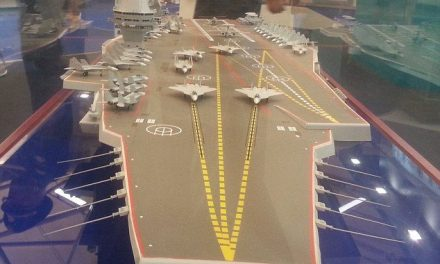 Russia building 'world's largest aircraft carrier' to take on the US