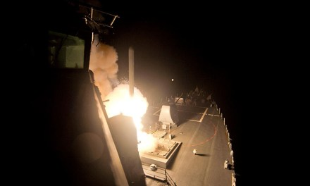 US Launches Airstrikes Against Syria (VIDEO)