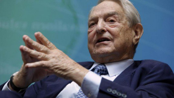 Judicial Watch Sues State Department For Records About the Funding of George Soros' Open Society