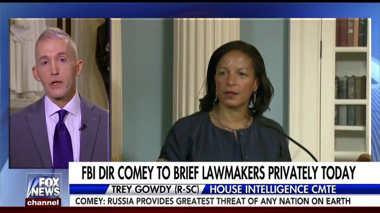 Trey Gowdy Drops the Hammer: 'We'll Subpoena Susan Rice If We Have To' (VIDEO)