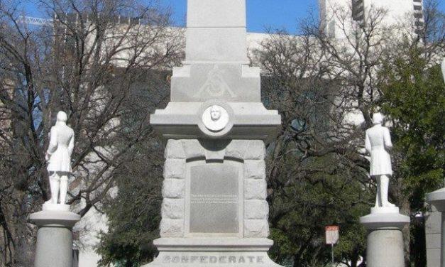 Black Former Dallas School Leader Defends Confederate Monuments
