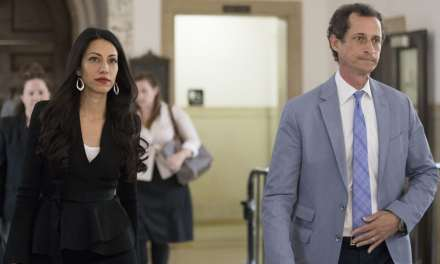 Anthony Weiner Sentenced to 21 Months in Prison for Sexting Teen Girl