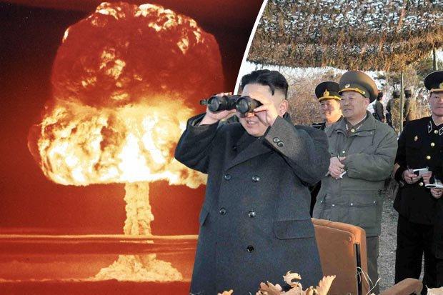 BREAKING – KIM JUNG UN TO DETONATE H-BOMB IN PACIFIC OCEAN IN RETALIATION TO TRUMP SPEECH