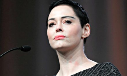 (VIDEO) Rose McGowan's First Public Speech on Hollywood's Rape Culture