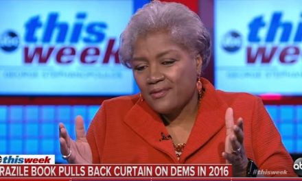 "Donna Brazile: ""They Don't Know What It's Like to Bury a Child. I did – Seth Rich."" (VIDEO)"
