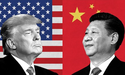 The escalation in trade tensions between the U.S. and China wiped more than $1 trillion from global markets in just one day.