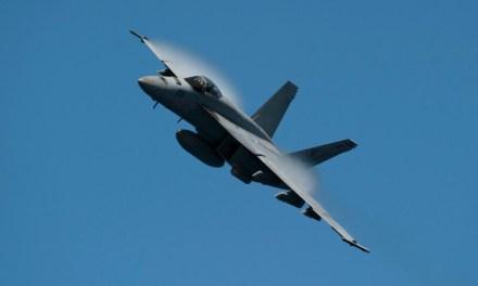 US Navy jet crashes in California