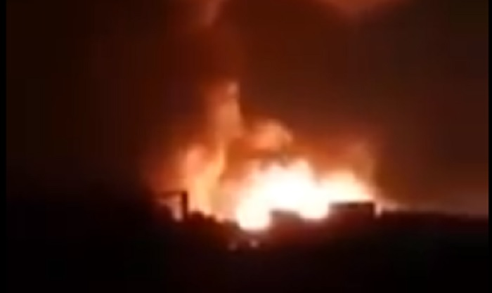 Israeli jets strike in Syria to thwart attack by Iranian 'killer drones'