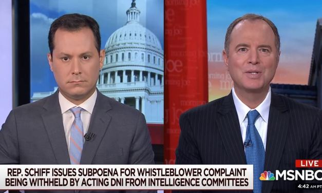 Rudy Giuliani: Democrats Getting Nervous, May Remove Schiff as Chairman… Stay Tuned, MUCH MORE TO COME!