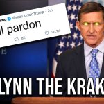 "BLOCKBUSTER!: Michael Flynn's first interview since Presidential pardon along with General McInerney and Mary Fanning revealing what ""The Kraken"" actually is!"