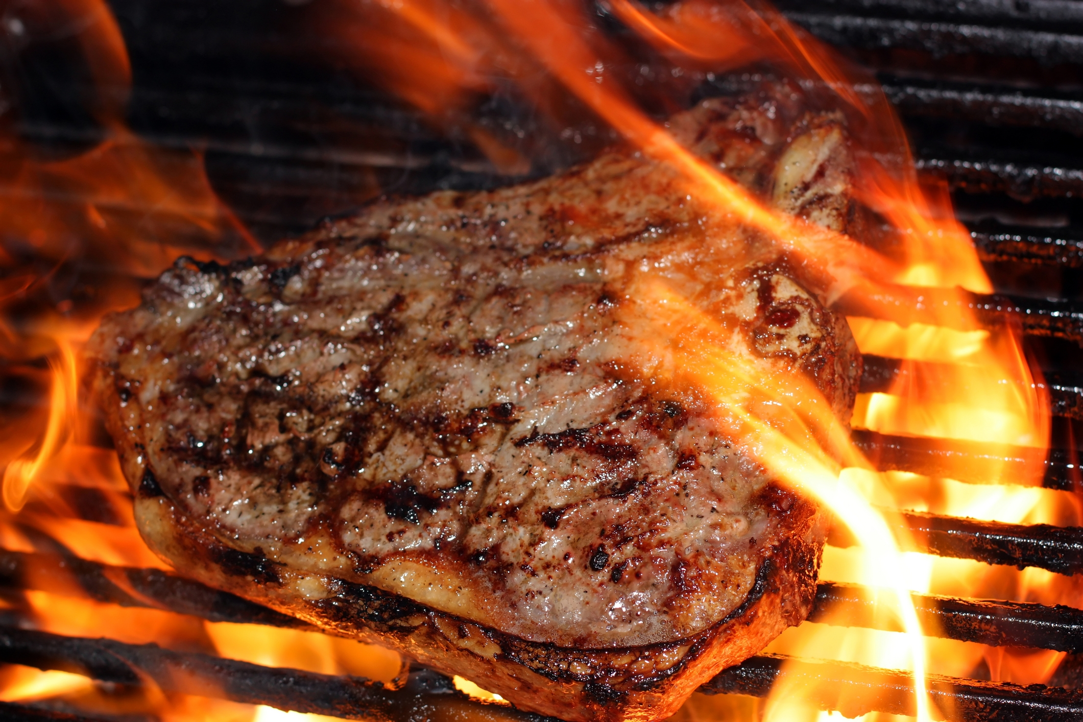 Annual Reports and Steaks!