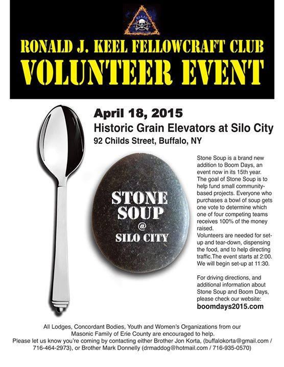 Stone Soup @ Silo City