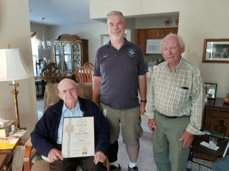 65 Years of Service