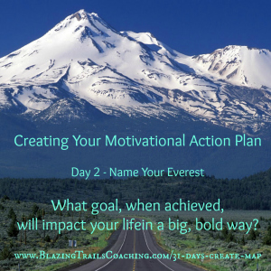 Motivational Action Plan Day 2
