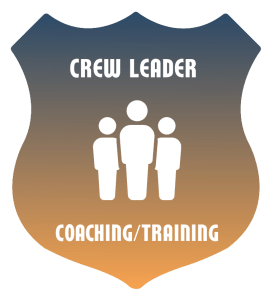 Crew Leader Coaching Training - give your employees the right tools and resources they need to succeed.
