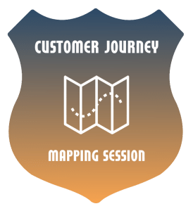Register for a customer journey mapping session - create a marketing strategy and personalized action plan that will attract your ideal clients