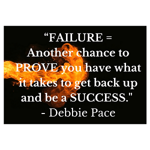 Can you REALLY bounce back from failure?