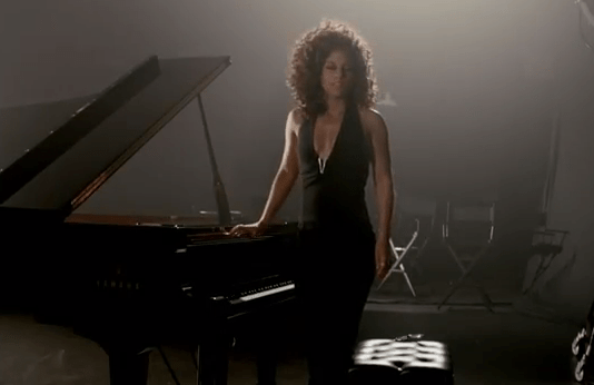 """Alicia Keys """"Brand New Me"""" Video"""