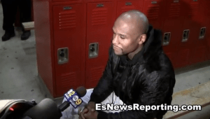 Floyd Mayweather Jr Speak Pacquiao KO by Marquez