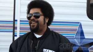 Ice Cube next Album will come before the next Friday movie.