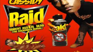 IFWT CASSIDY - RAID (MEEK MILL DISS)