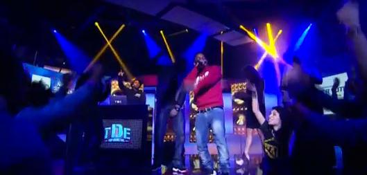New Video: Kendrick Lamar Performance On ESPN Sportsnation