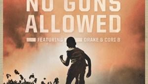 "New Music: Snoop Lion Ft. Drake & Cori B ""No Guns Allowed"""