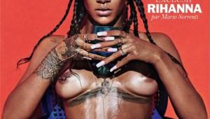 Rihanna Covers 'Lui'