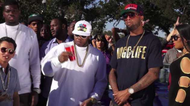 "New Music: Slim Thug Feat. Z-Ro & Paul Wall ""Pokin Out"""