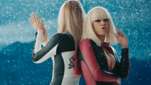 "Iggy Azalea & Rita Ora ""Black Widow"""