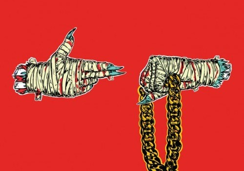 "Killer Mike & El-P ""Run The Jewels 2"" (Mixtape)"
