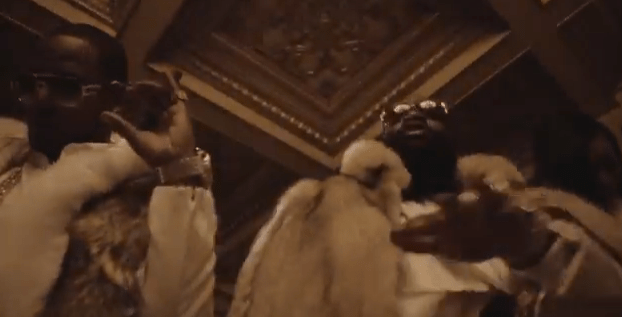 Rick Ross ft. R. Kelly Keep Doin' That (Rich Bitch) Video